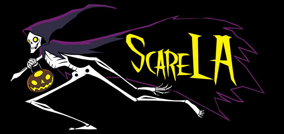 ScareLA Panel 'Horrific Beginnings'